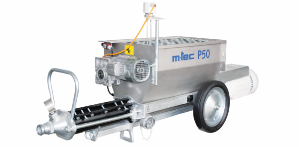 machine a joint pompe p50 m-tec