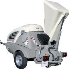 transporteur malaxeur de chape tm250 lancy