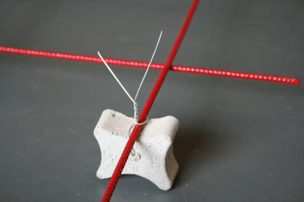 cale beton horizontal trivaleur coffrage