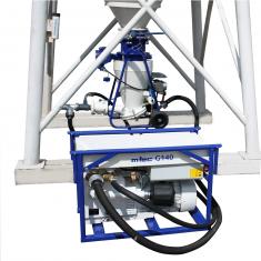 compresseur de chantier refoulement g140 g160 m-tec