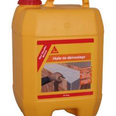 huile de decoffrage agent de demoulage sika mineral
