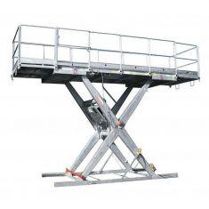 table à maçonner hydraulique muromat