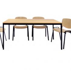 table modulable pour réunions table réunion de chantier mobilier de chantier