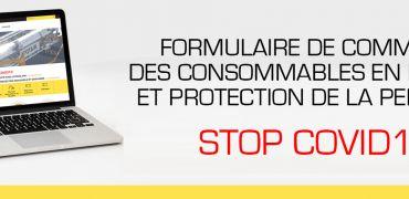 Stop Covid19 - Consommables hygiène et protection de la personne